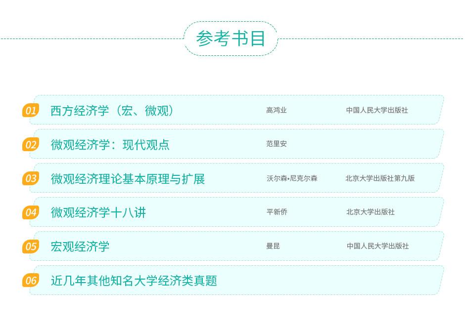 2019年考研经济学信息_2019考研经济学通用全程班